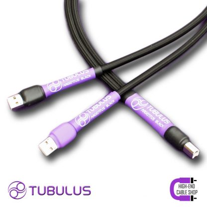 6 High end Cable Shop Tubulus Argentus usb cable dual head V3 best silver hifi usb cable