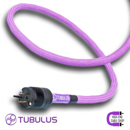 10 TUBULUS Concentus power cable high end cable shop skin effect filtering schuko us uk plug hifi