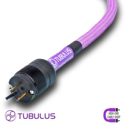 11 TUBULUS Concentus power cable high end cable shop skin effect filtering schuko us uk plug hifi